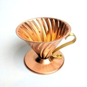 Hario V60 Dripper Copper